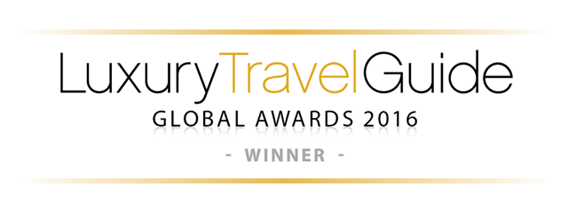 Luxury Travel Guide Award Winner